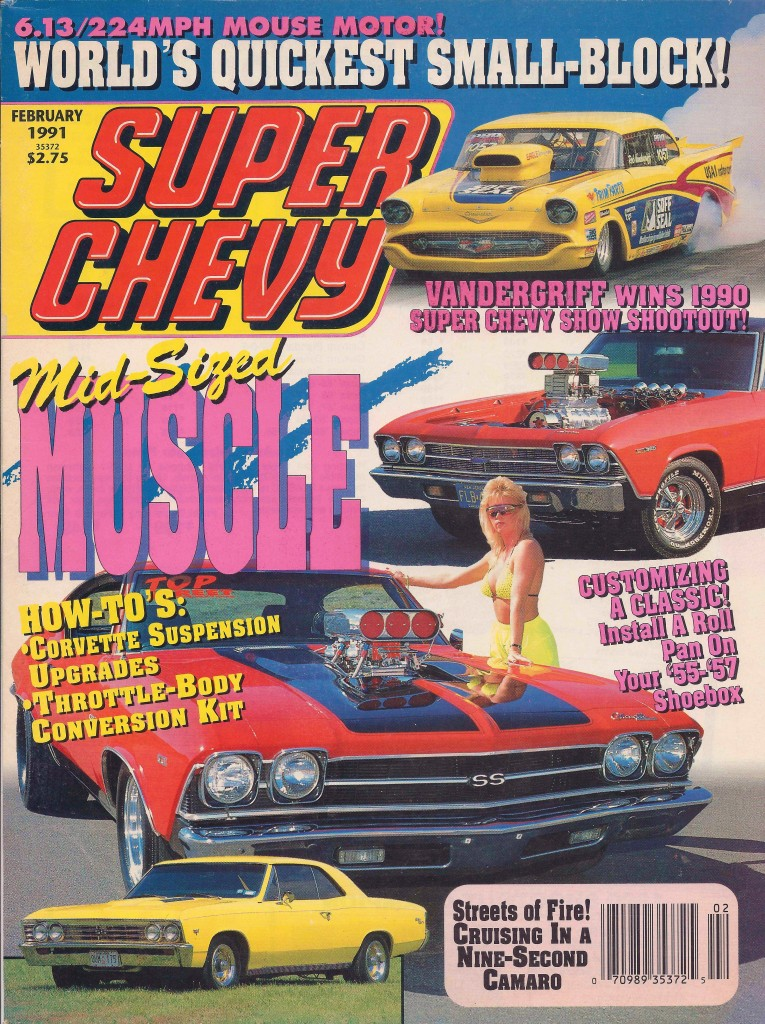 Super Chevy Cover